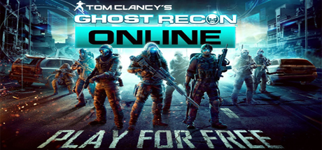 Logo for Tom Clancy's Ghost Recon Online