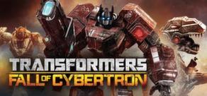 Logo for Transformers: Untergang von Cybertron