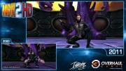MDK2 HD: Vergleichsbilder aus dem Jahre 2000 und 2011.