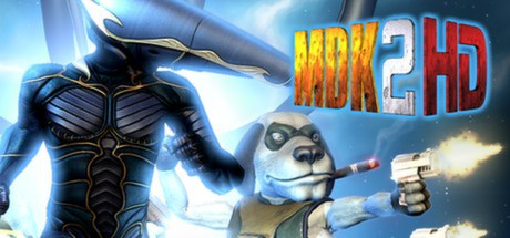 MDK2 HD - MDK2 HD