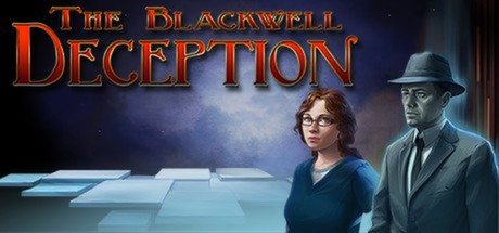 Logo for Blackwell Deception