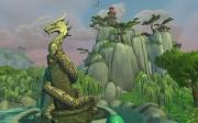 World of Warcraft: Mists of Pandaria - Blizzard zeigt erstmals die Mounts der neue Rasse Pandaren - die Drachenschildkroete