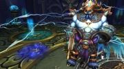 World of Warcraft: Mists of Pandaria: Screen zum Donnerkönig der mit Patch 5.2 zurückkehrt.
