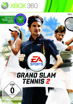 Logo for Grand Slam Tennis 2