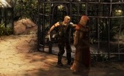 The Fall: Mutant City: Screen aus dem Adventure.