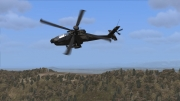 DCS: Black Shark 2: Screenshot aus der Hubschrauber-Simulation