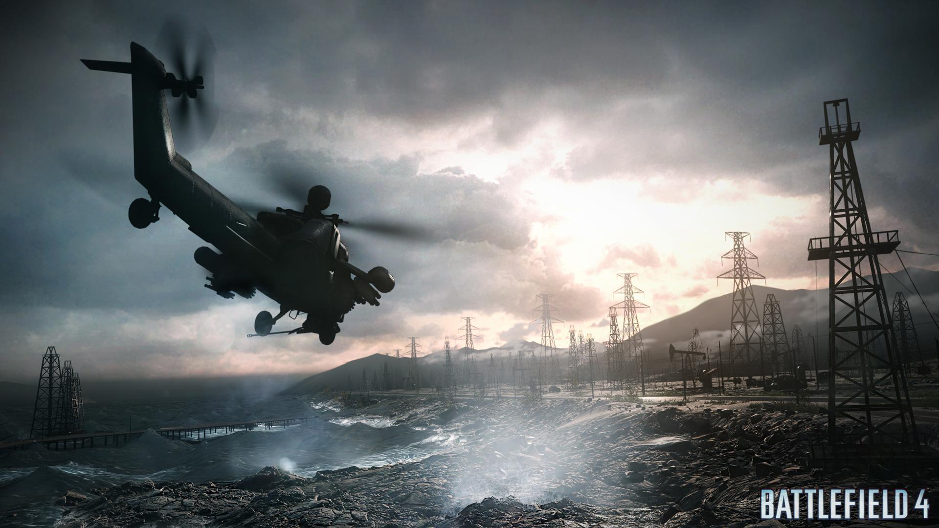 Battlefield 4: Screenshot aus dem Ego-Shooter