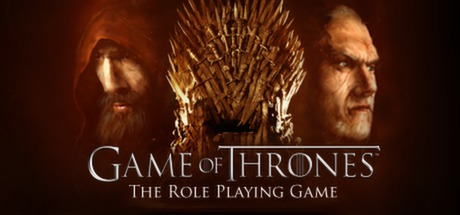 Logo for Game of Thrones