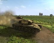 Steel Amor: Blaze of War: Screenshot aus der Panzer-Simulation