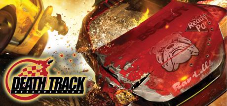 Logo for Death Track: Resurrection