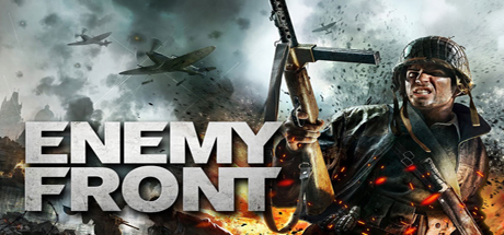 Logo for Enemy Front