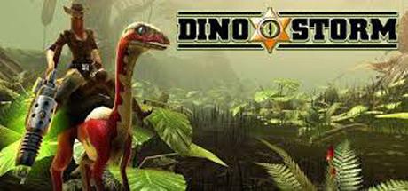 Logo for Dino Storm