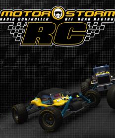 Logo for MotorStorm RC