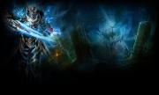 War of the Immortals: Hintergrund Screen zum MMO.