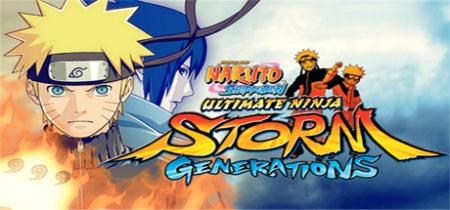 Naruto Shippuden: Ultimate Ninja Storm Generations - Naruto Shippuden: Ultimate Ninja Storm Generations