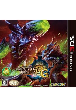 Logo for Monster Hunter 3G