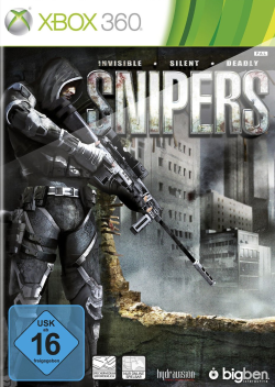 Logo for Snipers