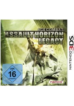Logo for Ace Combat: Assault Horizon Legacy