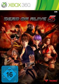 Logo for Dead or Alive 5