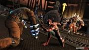 The Amazing Spider-Man - Spektakuläre Tour, Spieler schwingen durch Manhattans Häuser-Schluchten