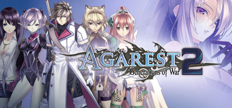 Logo for Agarest: Generations of War 2