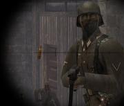 Return to Castle Wolfenstein: Screen aus der Mod Reich Re-Animation.