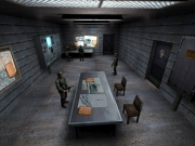Return to Castle Wolfenstein: Meeting Room