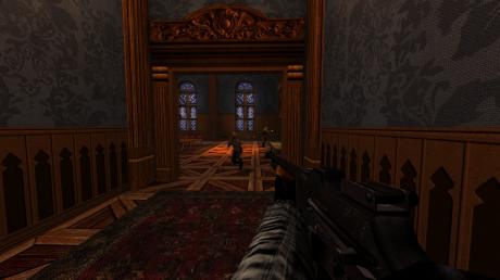Return to Castle Wolfenstein: Screen zur Mod RealRTCW - Realism.