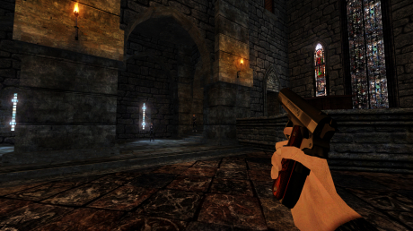 Return to Castle Wolfenstein: Screen zur Mod RealRTCW - Realism.