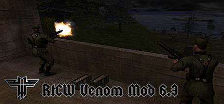 Return to Castle Wolfenstein - RtCW Venom Mod