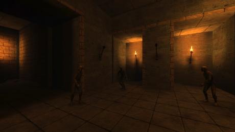 Return to Castle Wolfenstein: Screen zum Spiel RTCW und zur Mod RtCW Venom.