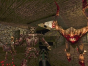 Quake: Screen zum Kult Shooter.