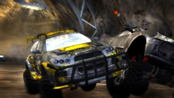 FlatOut 3: Chaos & Destruction: Screenshot zum Titel.