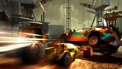 FlatOut 3: Chaos & Destruction: Screenshot zum Titel.