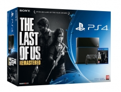 The Last of Us: The Last of Us Remastered Bundle Edition PS4