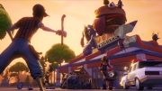 Fortnite: Screenshot aus dem Tower-Defense-Titel