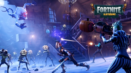 Fortnite: Fortnitemares Update