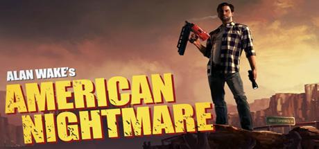 Logo for Alan Wake: American Nightmare