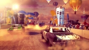Dirt Showdown: Screenshot aus dem Arcade-Rennspiel