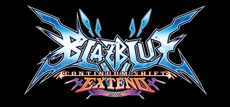 Logo for BlazBlue: Continuum Shift Extend