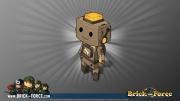 Brick Force: Neue Artworks zum spaßigen Actionspiel