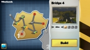 Bridge Constructor: Screenshot zum Titel.