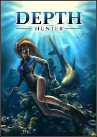 Logo for Depth Hunter
