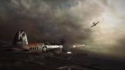 Damage Inc. Pacific Squadron WWII: Screenshot aus dem Kampfflugspiel