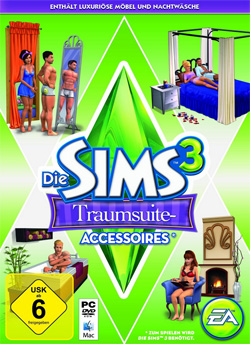 Die Sims 3: Traumsuite-Accessoires