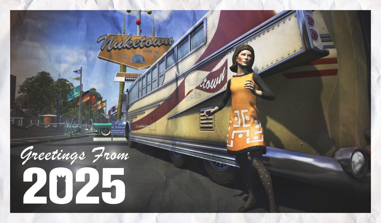 Call of Duty: Black Ops 2: Erstes offizielles Bildmaterial zur Map Nuketown 2025