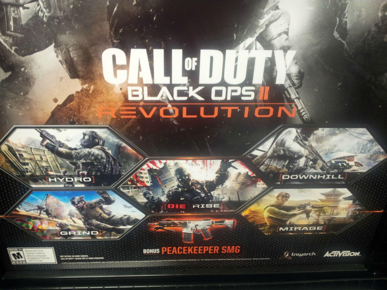Call of Duty: Black Ops 2: Erstes Bildmaterial zum Revolution Map Pack DLC