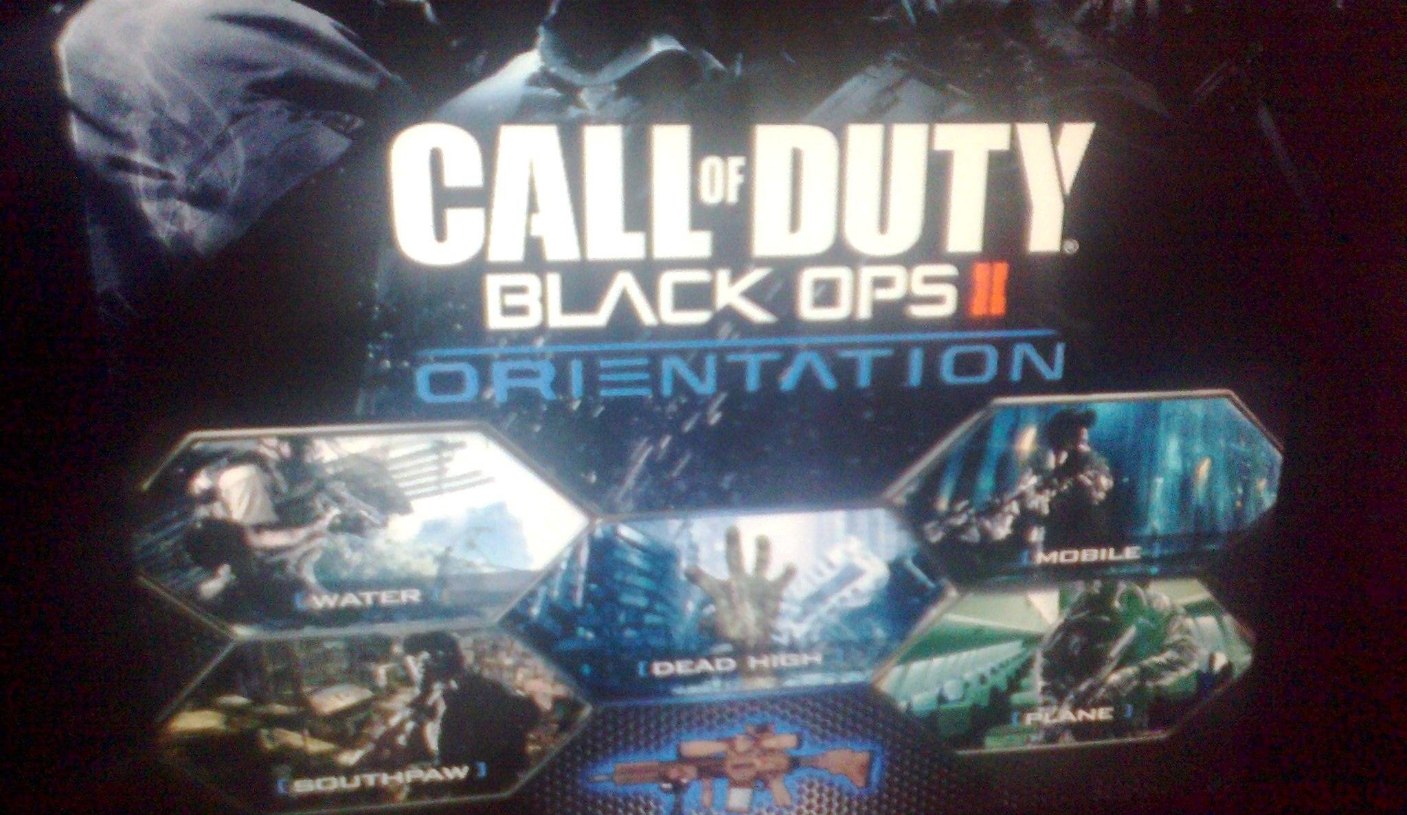 Call of Duty: Black Ops 2: Erstes Bildmaterial zum DLC Orientation?