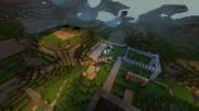 FortressCraft: Screenshot aus dem Minecraft Konkurrenten