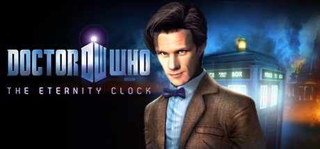 Doctor Who: The Eternity Clock - Doctor Who: The Eternity Clock